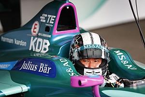 Fórmula E Últimas notícias Kobayashi pode manter vaga na Andretti na Fórmula E