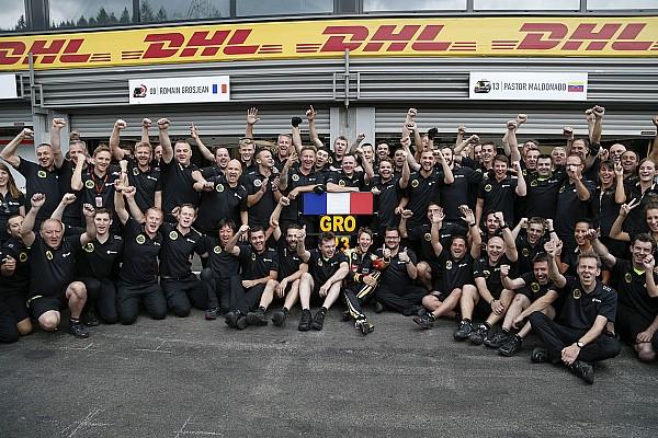 Бывший босс Lotus рассказал о вмешательстве Mercedes в машину Грожана