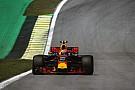 Verstappen não vê grande diferença entre pneus em Interlagos