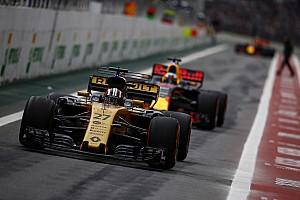 Renault собралась догнать Red Bull и McLaren к 2019 году