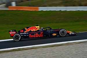 Formula 1 Testing report Ricciardo ends opening day of Barcelona testing on top