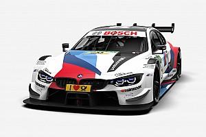 DTM Топ список Галерея: розфарбування машини BMW Марко Віттманна