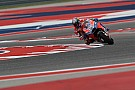 "MotoGP Dovizioso says Austin bumps remain ""very, very bad"""