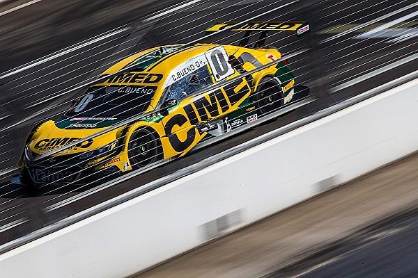 Stock Car Brasil Cacá Bueno segura Zonta e vence corrida 1 no Velopark