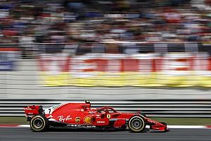 Eddig Räikkönen mutatta meg a 2018-as Ferrari valódi tempóját