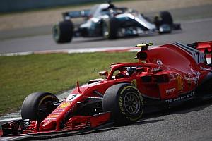 رايكونن: ترتيب المنافسة قد يتغيّر في كلّ سباق