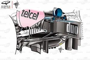 Fórmula 1 Últimas notícias Análise Técnica: A encruzilhada enfrentada pela Force India