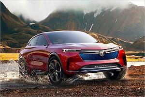 Automotive News Buick Enspire Concept