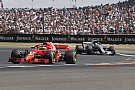 Mercedes' deliberate crash suggestion