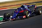 Toro Rosso not happy with