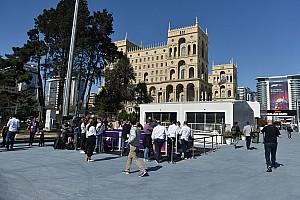 Формула 1 Прямой эфир Пятница в Баку. Большой онлайн