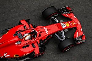 Formule 1 Résumé d'essais libres EL3 - Vettel se remet sur les bons rails
