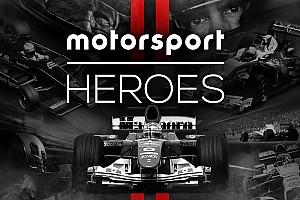 Motorsport Heroes – Cinco historias, un espíritu perdurable