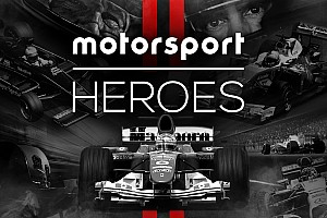 General Motorsport.com news Motorsport Network partners with Senna writer Manish Pandey for Motorsport Heroes
