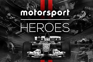 GENEL Motorsport.com haberler Motorsport Network, Motorsport Heroes için Senna'nın yazarı Manish Pandey ile ortak oldu