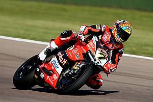 World Superbike Crónica de entrenamientos Davies y Rea marcan tiempos idénticos en la práctica en Imola