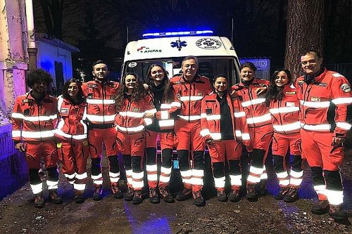 Pirelli-Manager Mario Isola: Privat fährt er freiwillig Krankenwagen