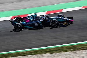 FIA Fórmula 2 Crónica de entrenamientos Albon toma su segunda pole consecutiva en la F2