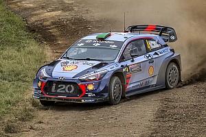 WRC News Hyundai: Warum Neuville so viel schneller als Paddon und Sordo war