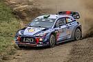 WRC Hyundai: Warum Neuville so viel schneller als Paddon und Sordo war