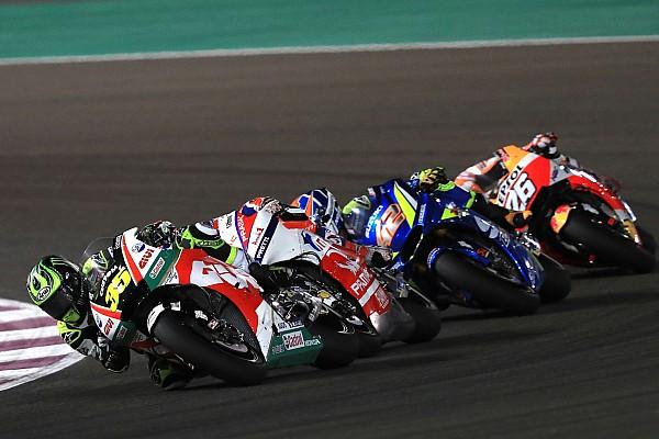 MotoGP Son dakika Crutchlow: MotoGP