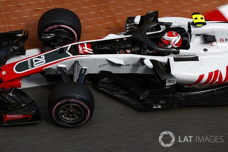 Haas llevará una actualización