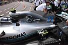 Mercedes: nuovo cofano motore più stretto che