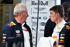 Marko: Verstappen ayağını gazdan çekmeyi öğrenmeli