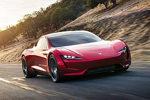 Automotive Breaking news How quick is the new Tesla Roadster?