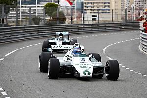 GALERI: Aksi keluarga Rosberg di jalanan Monako