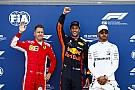 Vettel en Hamilton geloofden niet dat ze Ricciardo konden verslaan