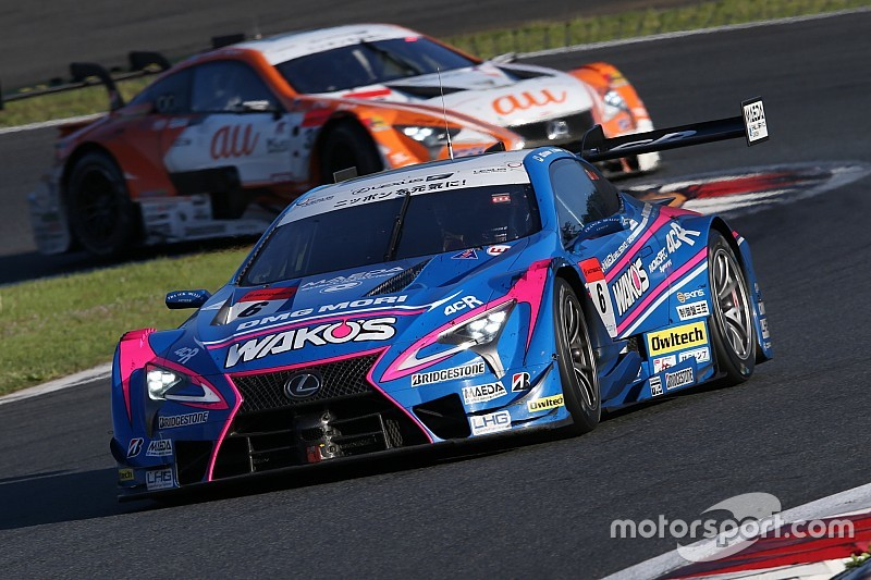 Lexus reveals refreshed 2019 Super GT line-up