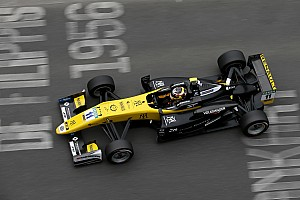 F3 Europe Race report Pau F3: Fenestraz survives collision to claim maiden win
