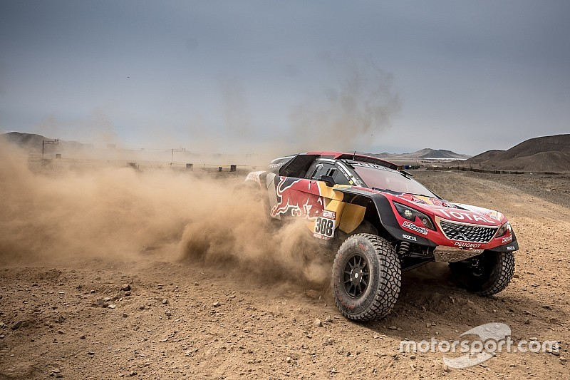 peugeot boss slams unsportsmanlike dakar rule change. Black Bedroom Furniture Sets. Home Design Ideas