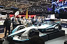 Genf: Neues Formel-E-Auto im Fokus der Öffentlichkeit