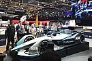 Formula E Formula E tampilkan mobil 2018/19 di Geneva Motor Show