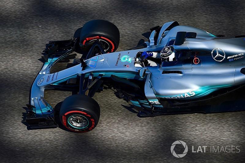 """Mercedes: """"90-Prozent-Auto"""" Ziel für die Formel-1-Saison 2017"""