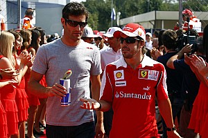 Formel 1 News Webber hat Bedenken: Alonsos Mammut-Saison 2018 zu viel?
