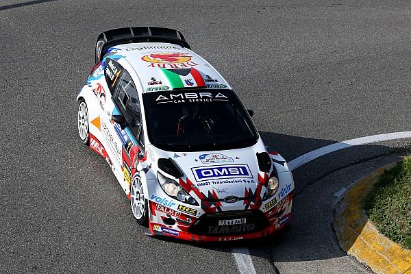 Campionato Italiano WRC Gara 36° Rally Trofeo Aci Como: il Re è sempre Stefano Albertini