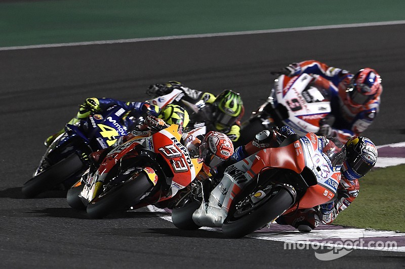 Гонщики MotoGP наполягають на переносі старту ГП Катару