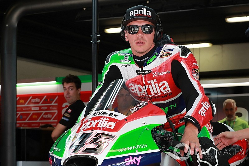 Redding concerned for post-MotoGP future