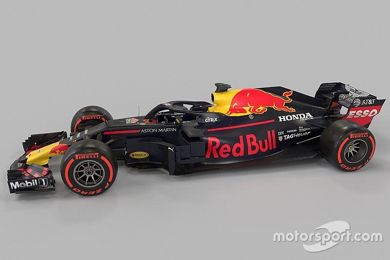 Перший Red Bull Honda вбачається позитивним — Ферстаппен