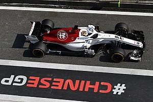 Formel 1 News Sauber-Baustelle: Auto funktioniert nicht bei Kälte