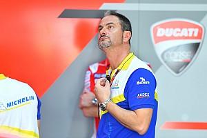 MotoGP Intervista Taramasso:
