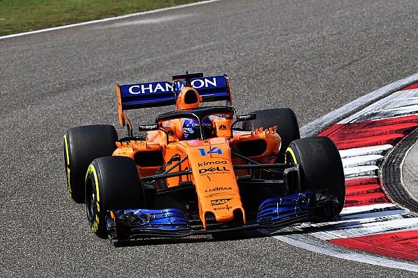 """F1 突发新闻 迈凯伦承认MCL33尚未""""根本上""""达到预期速度"""