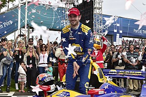 "IndyCar Breaking news Rossi has ""found his groove"", says Andretti Autosport COO"