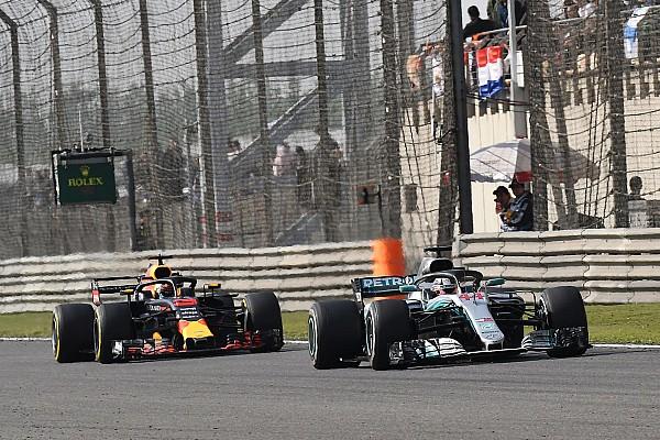 Formel 1 Safety-Car-Phase: Warum Hamilton nicht an die Box kam