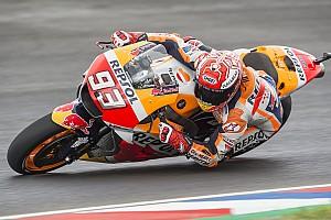 MotoGP Practice report FP3 MotoGP Argentina: Marquez tercepat lagi, Ducati ke Q1