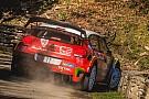 WRC Citroën lleva un nuevo eje trasero al Rally de Argentina