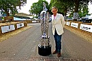 "Goodwood ""honored"" to display Borg-Warner Trophy"